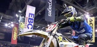 EnduroCross Motorcycle Race Comes to Orleans Arena in Las Vegas Aug. 19