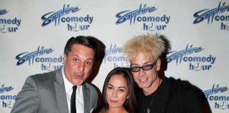 """The Sapphire Comedy Hour Celebrates 5-year Anniversary with """"A Trip Down Memory Lane"""""""
