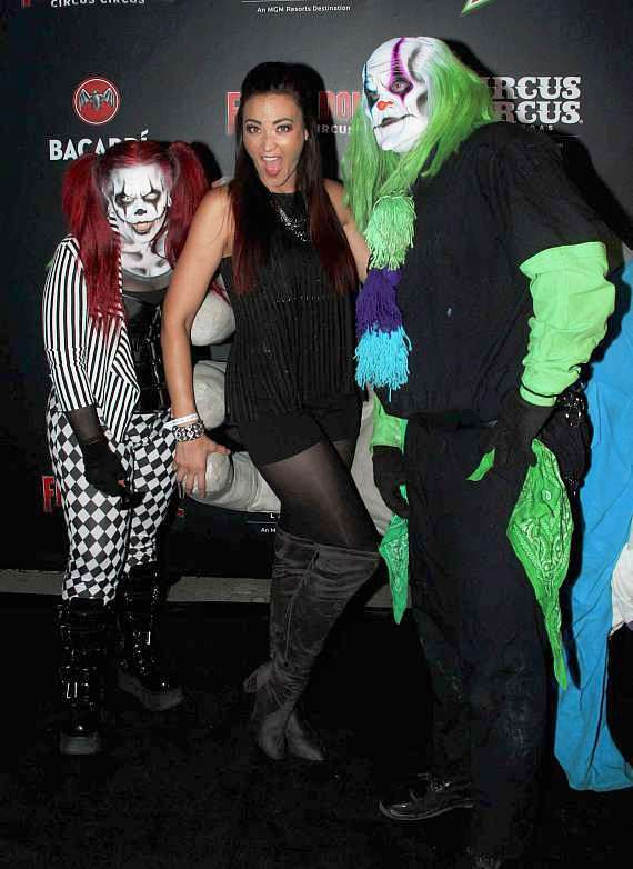 Planet Hollywood headliner Murray SawChuck will walk the Black Carpet at Fright Dome