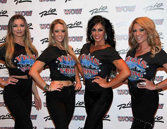 "Las Vegas Headliners Human Nature, Chippendales, Melody Sweets, The Tenors of Rock, Anthony Cools, Jennifer Romas, Sexxy, Ricardo Laguna and More Attend the Las Vegas Debut of ""WOW – World Of Wonder"