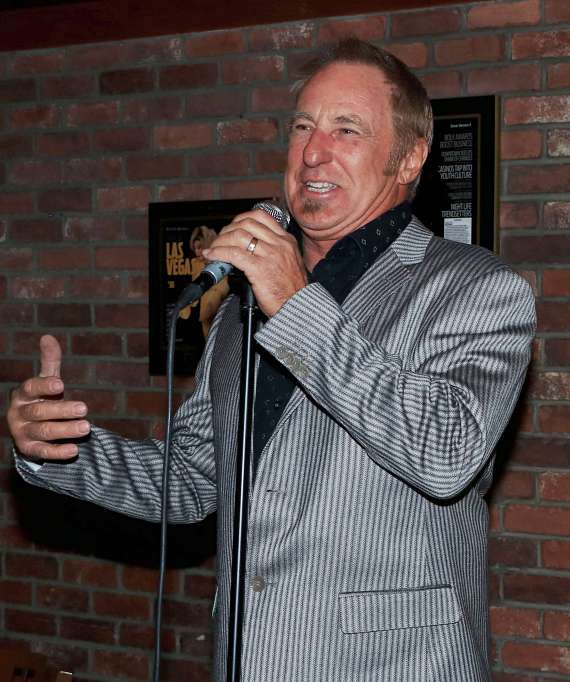 """Rick Dale of American Restoration at Ellis Island's """"Sing for Strength"""""""