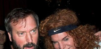 Tom Green and Carrot Top at Ballys