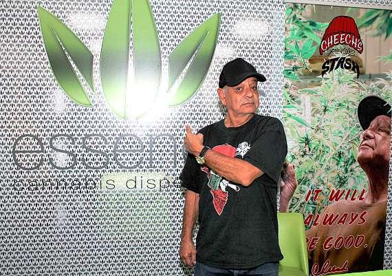 "Cheech Marin of ""Cheech & Chong"" at Essence Henderson"