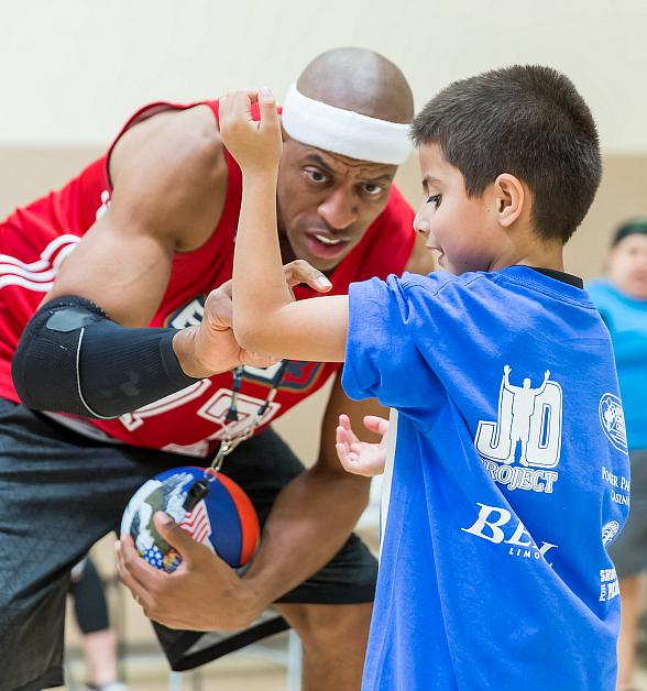 """Former NBA Player Jerome """"Junkyard Dog"""" Williams Teams up with Center for Autism & Developmental Disabilities for Specialized Clinic"""