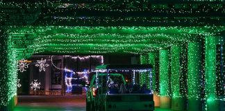 Glittering Lights Offers Free Entry for All Military on November 26