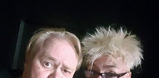 """Murray The Magician Visits his Buddy Louie Anderson at The """"Back"""" Space"""