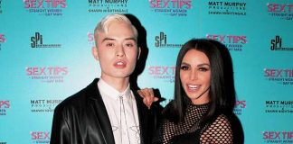 """Sex Tips for Straight Women from a Gay Man"" Celebrates with New Stars Scheana Shay and Chester Lockhart"