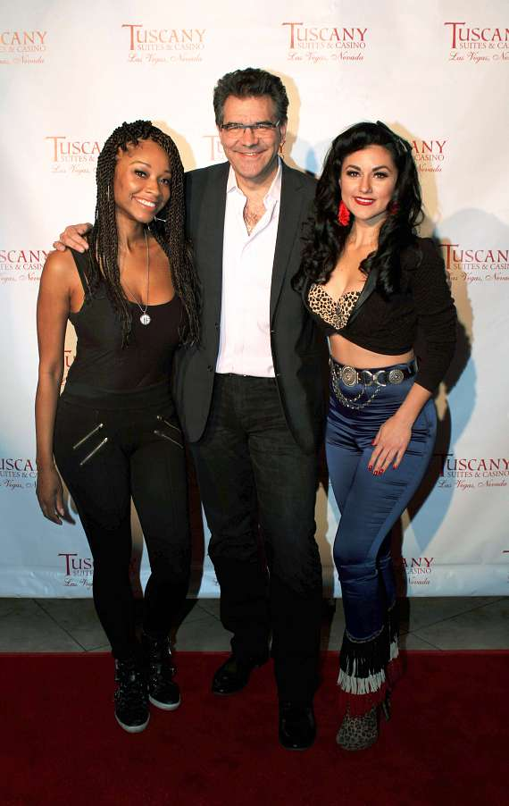 Johnny Kats with Timyra-Joi and Melody Sweets