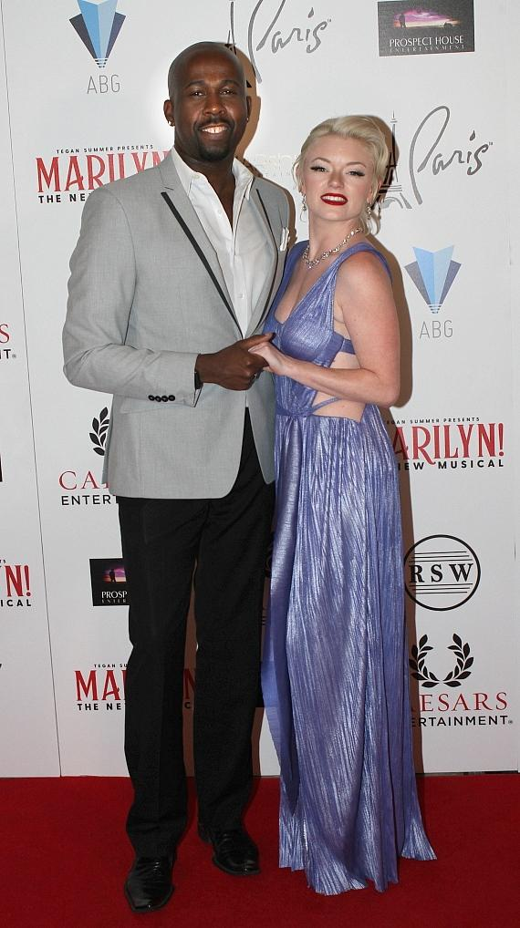 """""""Marilyn! the New Musical"""" Celebrates Grand Opening at Paris Las Vegas; Local Entertainers Hit the Red Carpet"""