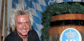 Oktoberfest Keg Tapping Festivities Continue at Hofbräuhaus Las Vegas with Entertainer Zowie Bowie