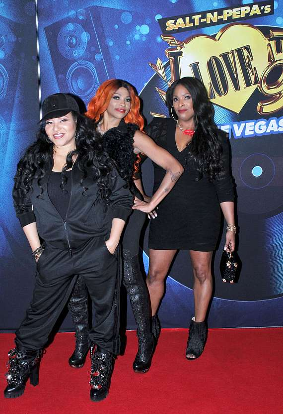 Salt & Pepa and Spinderella
