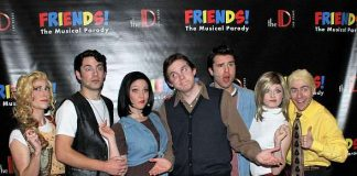 """FRIENDS! The Musical Parody"" Makes Its Debut at the D Las Vegas"
