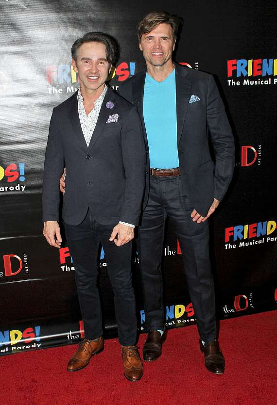 """""""FRIENDS! The Musical Parody"""" Makes Its Debut at the D Las Vegas"""