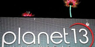 Planet 13 Superstore, the World's Largest Cannabis Entertainment Complex, Opens in Las Vegas