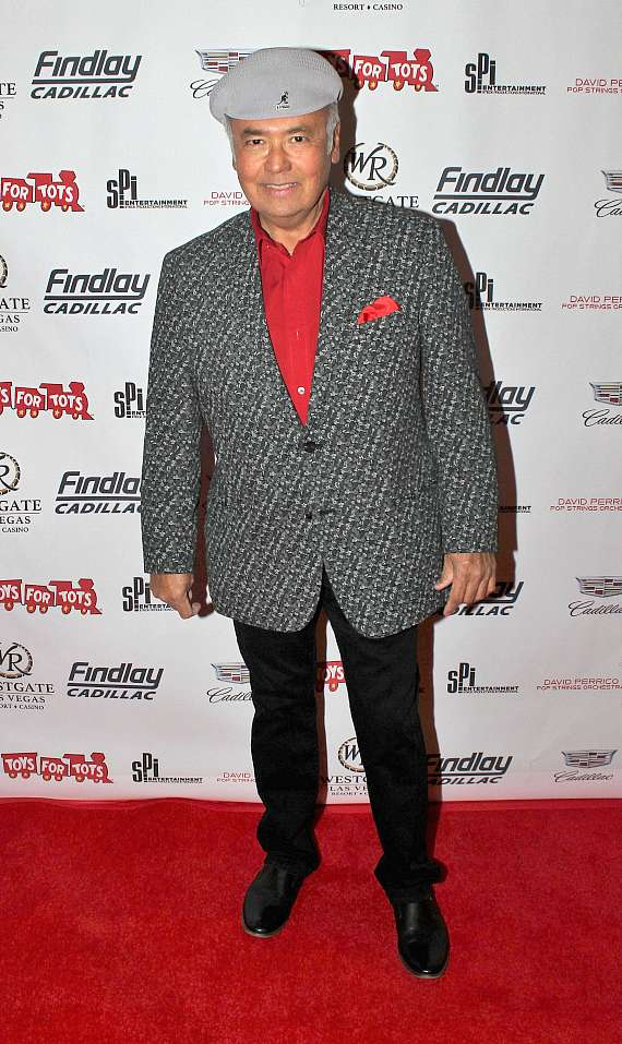 """Billy Hinsche at """"Toys for Tots"""" Charity Benefit in Las Vegas"""