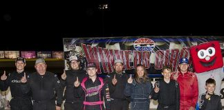 Nine Bullring Season Champions Crowned on Championship Night at Las Vegas Motor Speedway