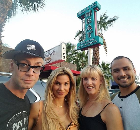 Murray The Magician Visits Jason Egan's Official SAW Escape Experience in Las Vegas