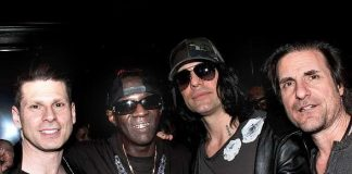 Flavor Flav Celebrates 60th Birthday at Club 712 at The Rio Las Vegas