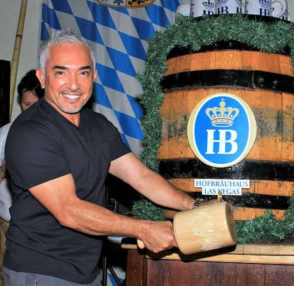"Cesar Millan Premieres ""Cesar Millan: My Story – Unleashed"" at MGM Grand; Hosts Celebration at Hofbrauhaus Las Vegas"