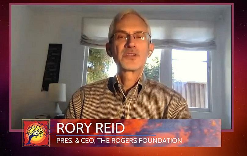 The Rogers Foundation Surprises Three Local Arts and Education Programs With $75,000 in Grants During Video Conference Calls
