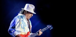 Carlos Santana Releases House of Blues Performance for Download and Streaming, Bringing a Live Vegas Concert Experience to Your Home