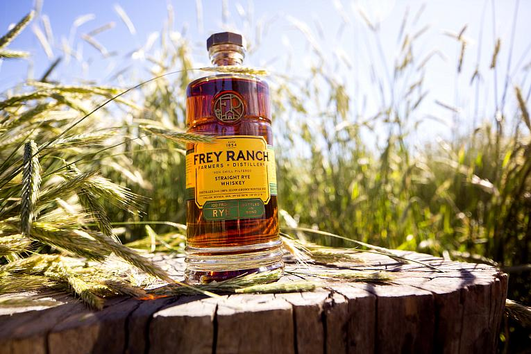 Nevada's Frey Ranch Distillery Releases Inaugural Straight Rye Whiskey