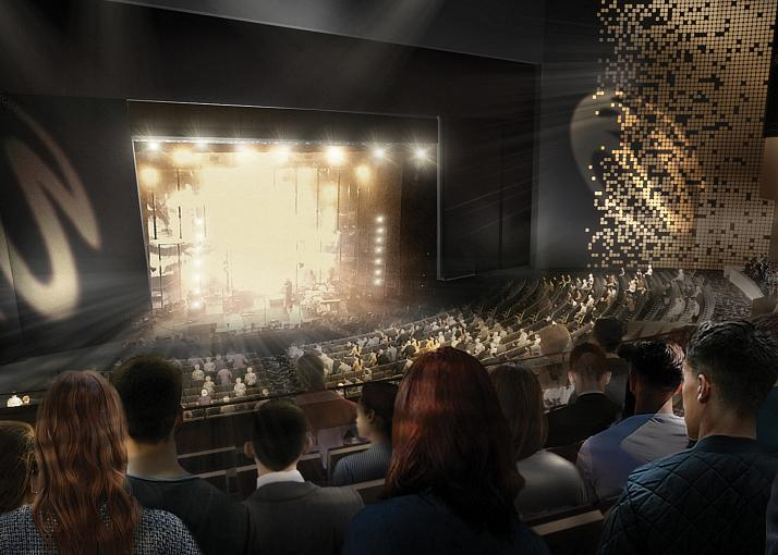 Resorts World Las Vegas Partners with AEG Presents to Create Unrivaled Theatre Experience at Las Vegas' Newest Resort