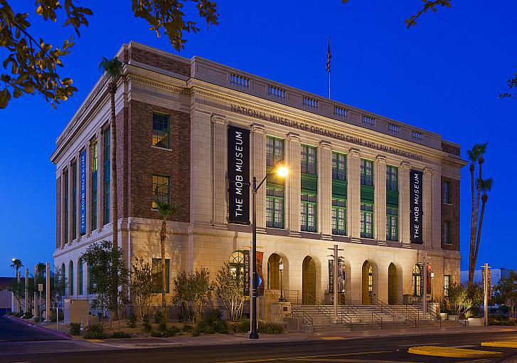 The Mob Museum to Debut Three-Part Series of Public Forums on Future of Policing