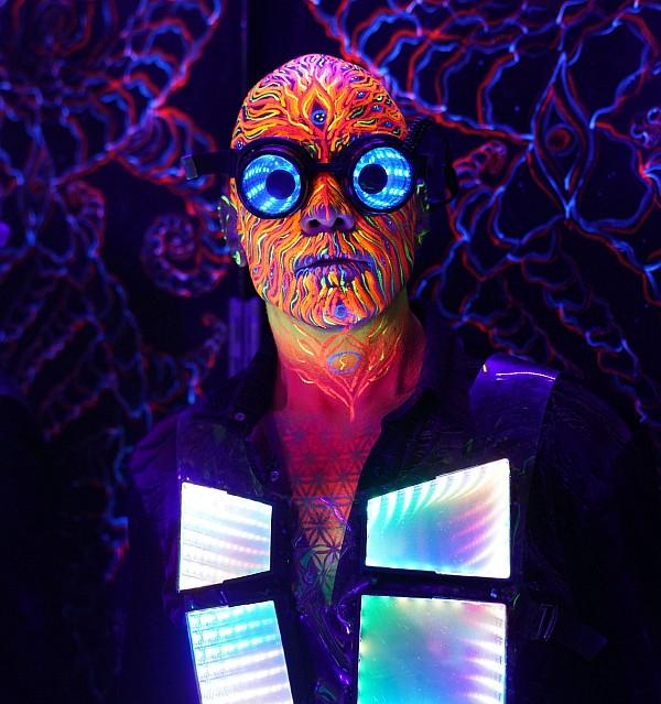"""Chris Wink, Co-Founder of Blue Man Group, to Launch """"Wink World: Portals to the Infinite"""" at area15 This Fall"""
