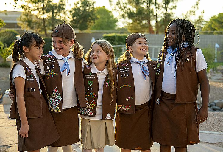 """Girl Scouts of Southern Nevada Joins Born This Way Foundation for Its Third Annual """"#bekind21"""" Campaign"""