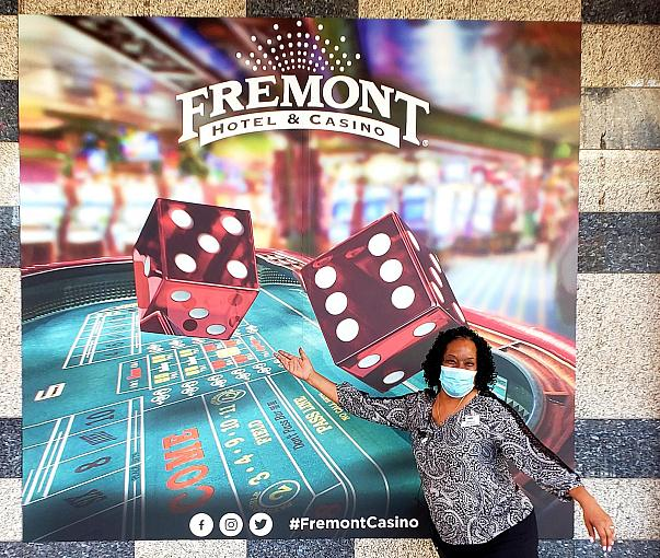 Fremont Hotel and Casino Unveils All-New Interactive Selfie Wall