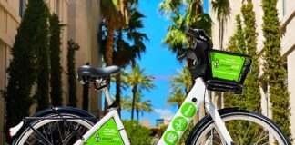 RTC Bike Share Electrifies Downtown With More E-Bikes