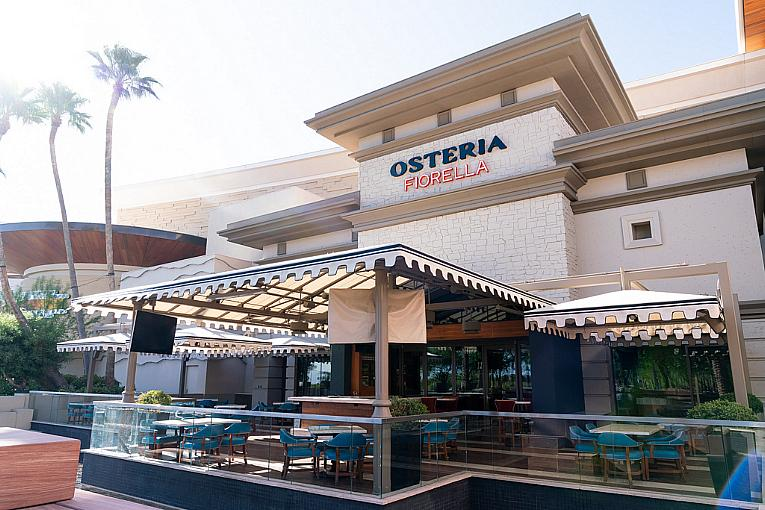 Marc Vetri's Osteria Fiorella Pop-Up Plants Its Roots at Red Rock Casino Resort & Spa