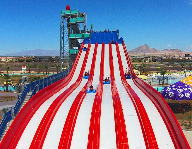 """Cowabunga Bay Waterpark Receives """"Best Waterpark"""" for the USA Today's """"10 Best"""" in the Nation - Hosts Heroes Weekend"""