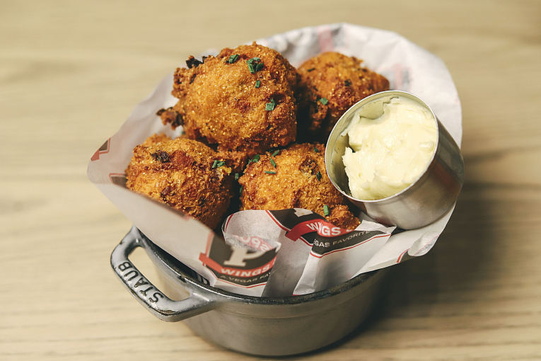 PT's Wings & Sports at The STRAT Hotel, Casino & SkyPod Adds Southern Flair with New Menu Selections