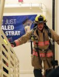 UNLV Football Coaching Staff and Las Vegas Firefighters Climb 1,455 Steps at The STRAT Hotel, Casino & SkyPod to Honor 9/11 Victims