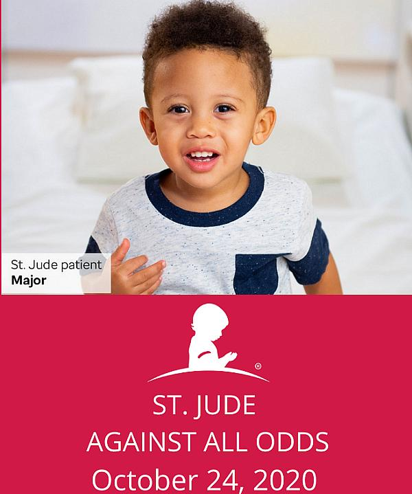"""Registration Now Open for """"St. Jude Against All Odds"""" Online Poker Tournament, Benefiting St. Jude Children's Research Hospital"""