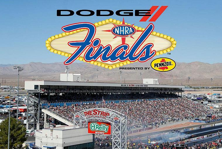 LVMS to Welcome Spectators for Dodge NHRA Finals; First Fan-Attended Event in Professional Sports in Nevada Since Onset of Pandemic