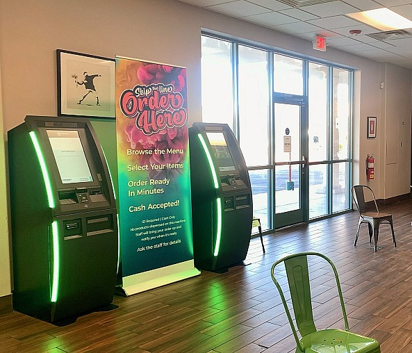 Thrive Cannabis Marketplace Launches Cocoon Technology Self- Service Kiosks at North Las Vegas Location