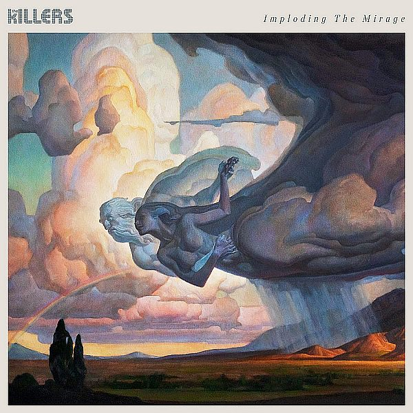 """The Killers Latest Album, """"Imploding the Mirage,"""" May Be Their Best"""