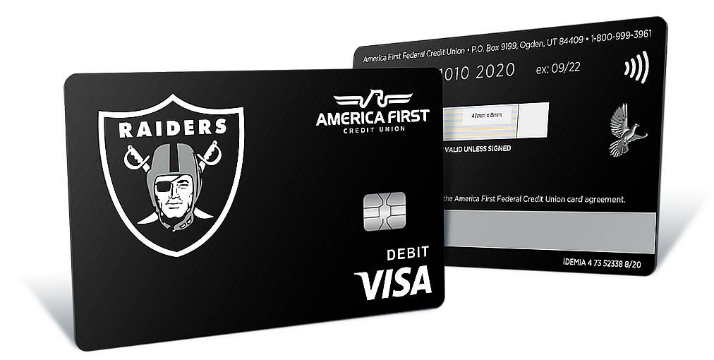 Branded Visa Debit Card Available for Raider Nation