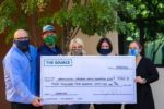 The+Source Donates Over $4,500 to Candlelighters Childhood Cancer Foundation of Nevada