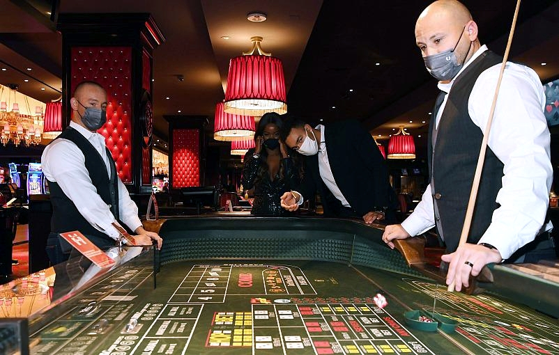 The Final Strip Resort to Reopen, The Cromwell Returns as First Adults-Only Hotel and Casino on Las Vegas Blvd.