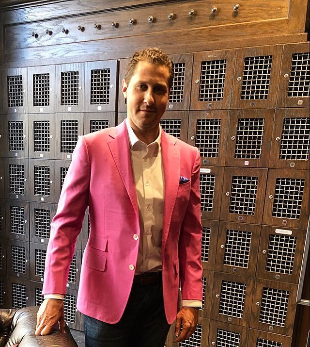Valley Leaders Go All In During Fifth Annual Real Men Wear Pink