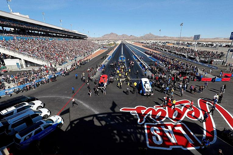 NHRA Camping World Drag Racing Series Set To Return for Two Events at the Strip at LVMS in 2021