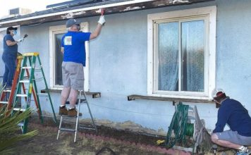 RTSNV Gathers Volunteers to Revitalize Homes for Make a Difference Day