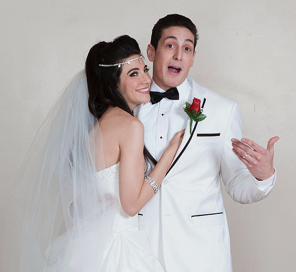 Tony N' Tina's Wedding Live Performance on Zoom, Oct. 8; Ticket Proceeds to Help TCS Entertainment Community Fund