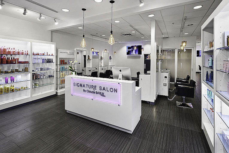 Signature Salon by Claude Baruk Celebrates Grand Opening with Free Services for Healthcare Professionals