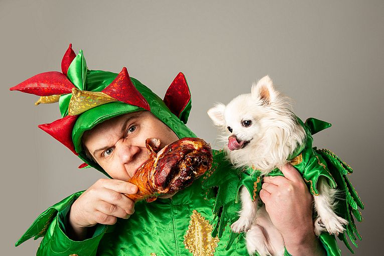 "Las Vegas' Favorite Magic Dragon Returns in ""Piff the Magic Dragon: Too Soon?"" Shows at Flamingo Las Vegas Begin Oct. 29"