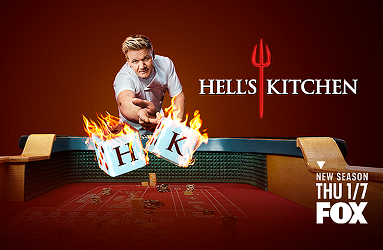 Meet 16 of the Country's Best Chefs on HELL'S KITCHEN, Premiering Thursday, Jan. 7, on FOX